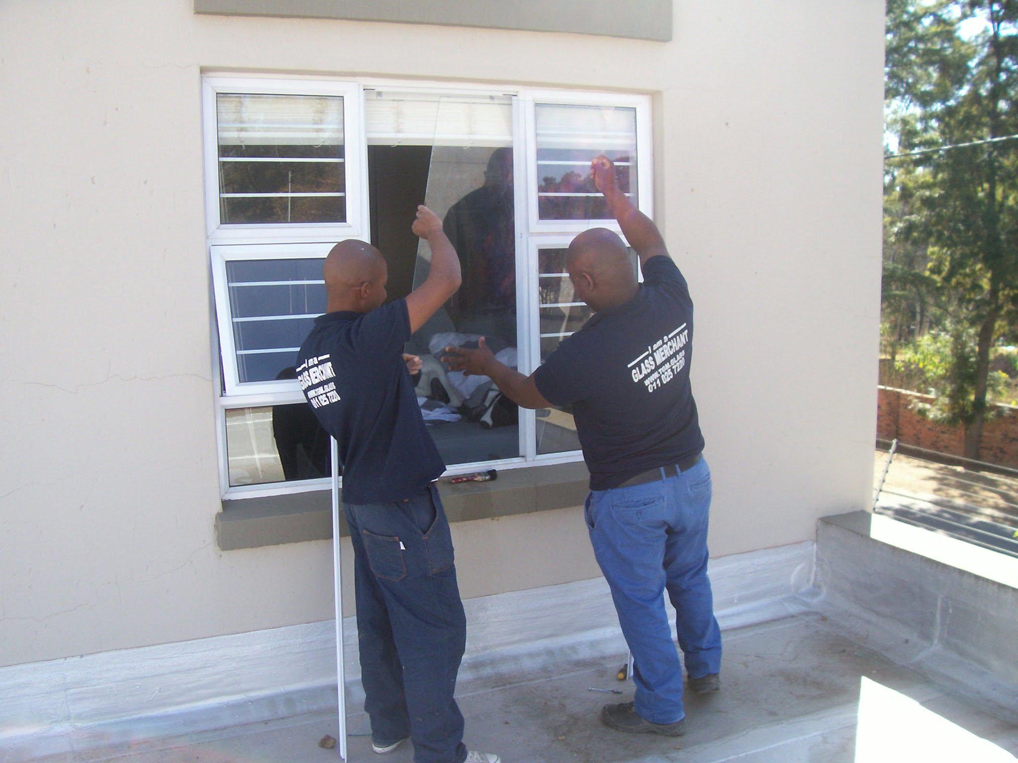 Window Glass Repair Johannesburg