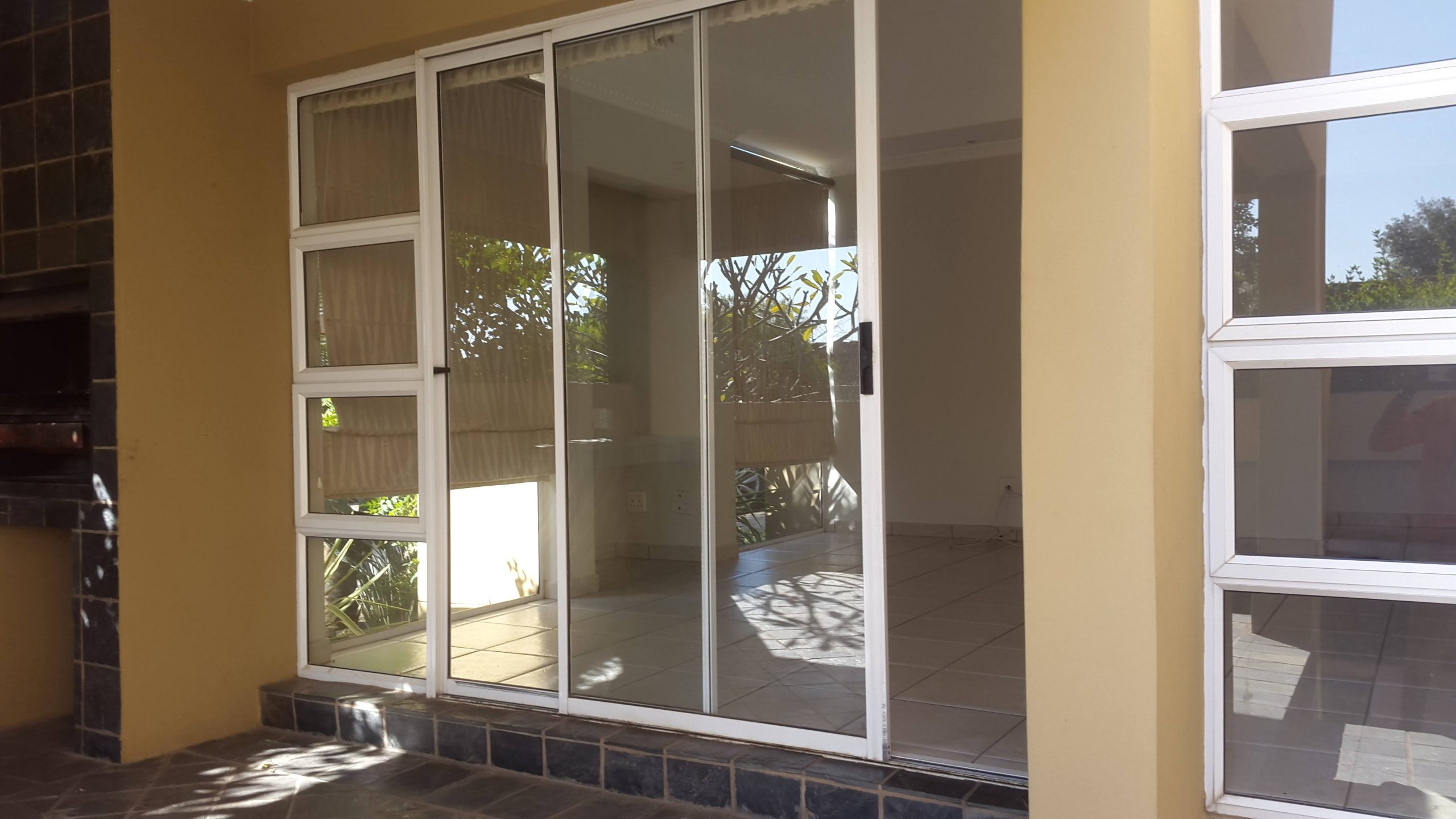 Aluminium Window Maintenance